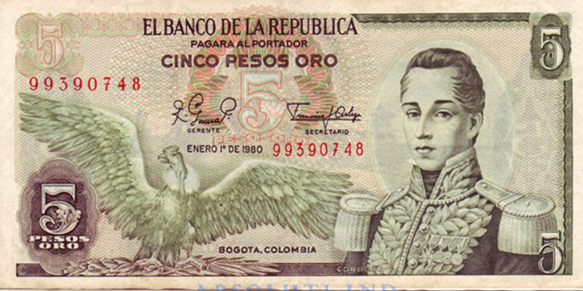 billete-5-pesos-condor-animal-la-revista